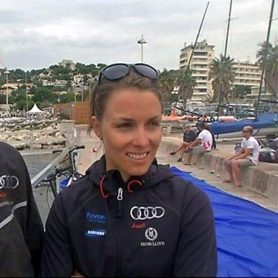 Mikaela Wulff ja Silja Lehtinen