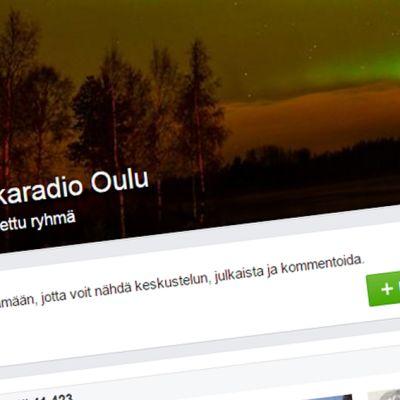 Puskaradio Oulun sivusto on Suomen suosituin sadasta Facebookissa toimivasta Puskaradio -yhteisöstä.