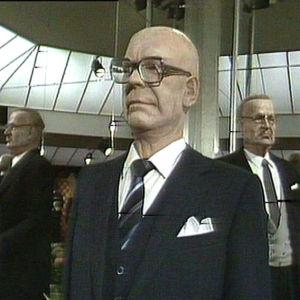 Urho Kekkonen, Suomen kahdeksas presidentti.