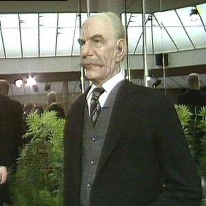 Pehr Evind Svinhufvud, Suomen kolmas presidentti.