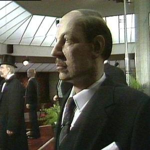 Risto Ryti, Suomen viides presidentti.