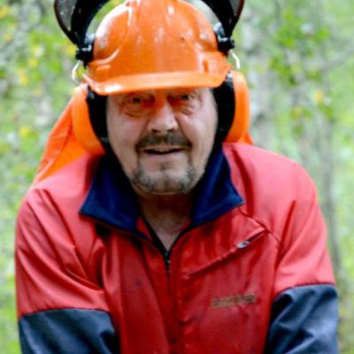 Kari Koljoselle tehtiin keuhkonsiirto vuonna 2011.