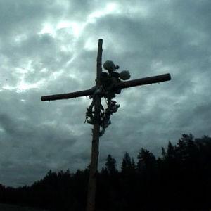 Taivas on uhkaava Pyhän Henrikin pyhiinvaelluksen seitsemäntenä päivänä.