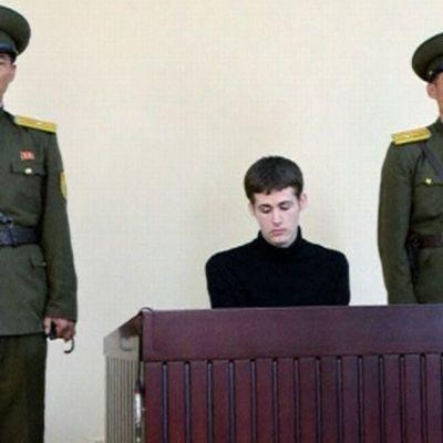 Yhdysvaltalainen Matthew Miller tuomittiin kuudeksi vuodeksi kuritushuoneelle Pohjois-Koreassa.