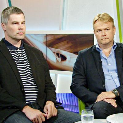 Jussi Pohjonen ja Jarmo Jokilampi