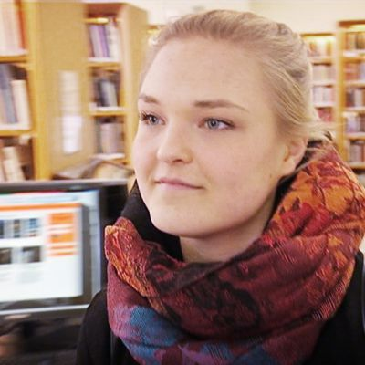 Iris Toivonen.