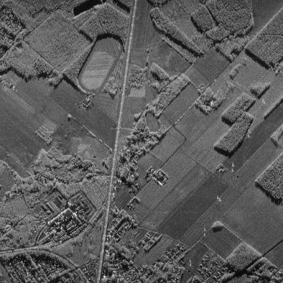 ICEYE-radarbild.