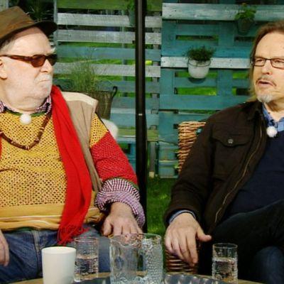 Anssi Mänttäri ja Timo Malmi.