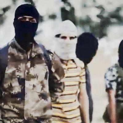 IS-soldater.