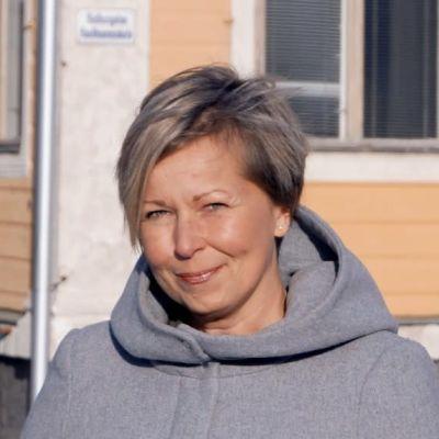 Ann-Sofi Berger.
