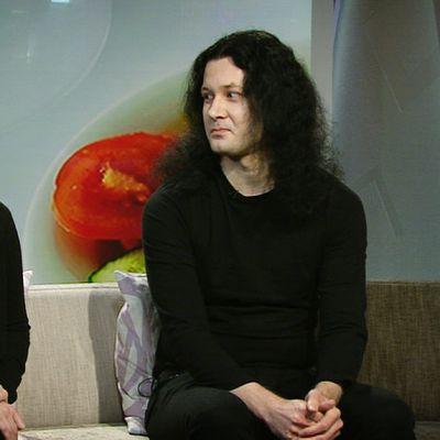 Susanna Kovanen ja Harri Lapinoja.