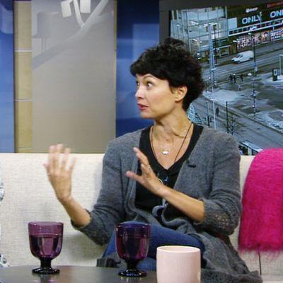 Kiti Müller ja Kirsi Piha.