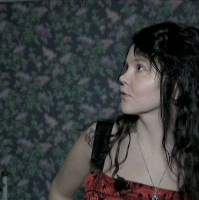 Kirjailija Katja Kettu