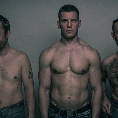 Ilja Peltonen, Antti Holma ja Jari Virman.