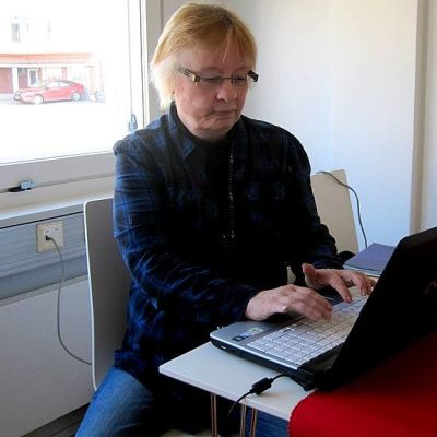 Sosiaali- ja potilasasiamies Terttu Stöckell