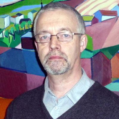 Hahmoterapeutti Risto Tarkiainen