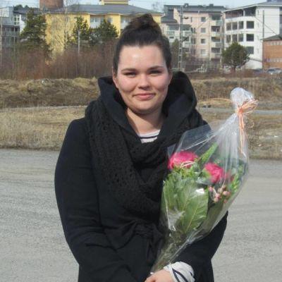 Saija Saarnisto.