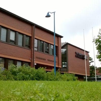 Tuusniemen kunnanvirastotalo