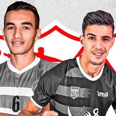 FC Kemin rivejä vahvistavat marokkolaispelaajat Anass Nasser ja Borite Soufiane.