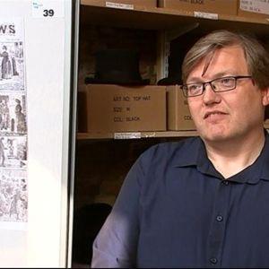 Molekylärbiolog och forskare Jari Louhelainen.