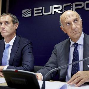 Europol gjorde stort tillslag
