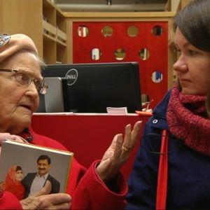 Leena Winberg och Mari Koskinen