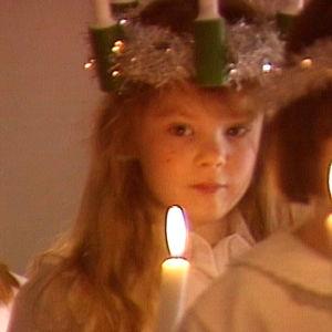 Lucia på daghem, 1987