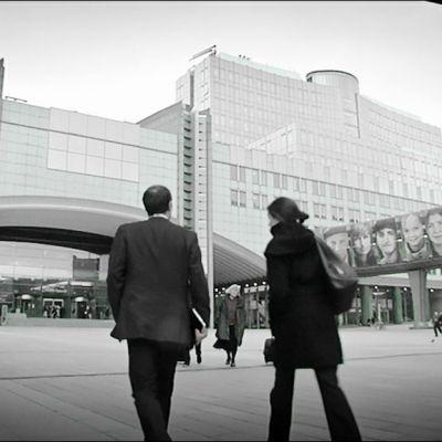 Europaparlamentet, mars 2014