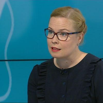 social- och hälsovårdsminister Lauri Räty