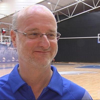 Chefstränare, basketlandslaget