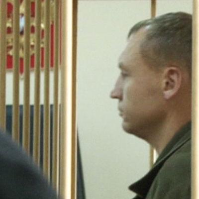 Den estniske skyddspolisen Eston Kohver sitter arresterad i Ryssland.