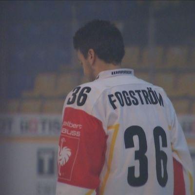 Niklas Fogström, Luleå, december 2014