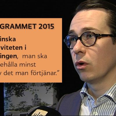 SFP:s partiprogram 2015