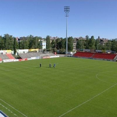 Sandvikens fotbollsstadion