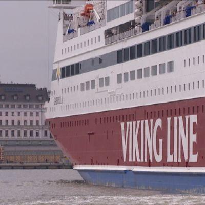 Viking Line kuuluu yritystukien saajien kärkikastiin.
