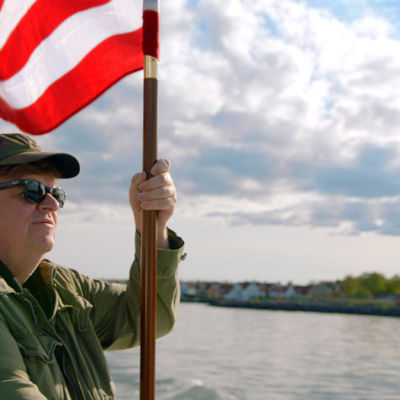 Michael Moore i Where to Invade Next.