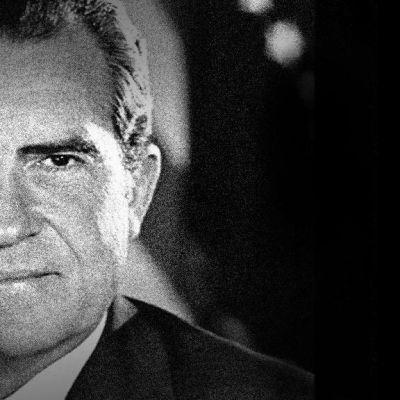 Yhdysvaltojen 37. presidentti Richard Nixon.