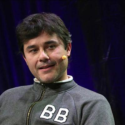 Kirjailija Laurent Binet