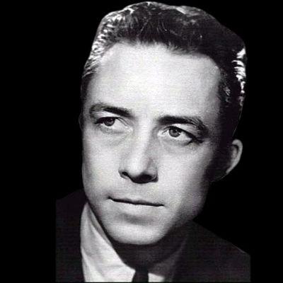 Ranskalainen kirjailija Albert Camus