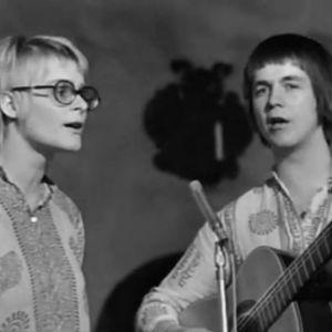 Musikgudstjänst i Åbo på 1970-talet