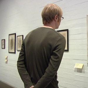 Besökare på Wäinö Aaltonens museums