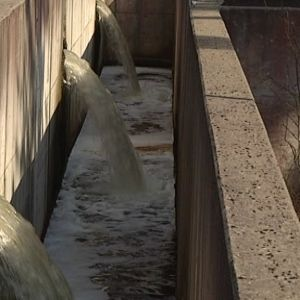 Vattenreningsverk i Finnå, Esbo