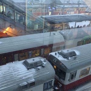 Böle station i Helsingfors.