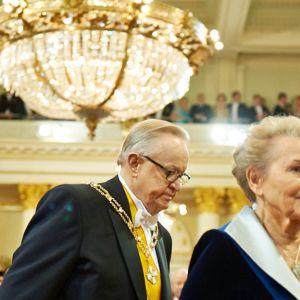 Martti och Eeva Ahtisaari