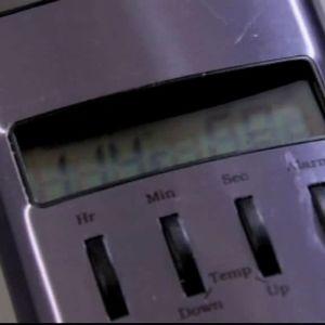 Digital kökstermometer