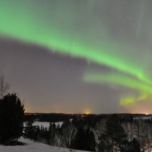 Norrsken i Lundo/ Mikko Marttinen