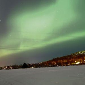 Norrsken i Rovaniemi/ Jukka Tamminen