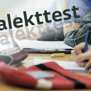 Dialekttest