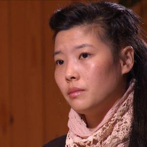 Jin Zhao yu asuu Lapissa suomalaisen miehensä kanssa. Hän uskoo, että Kiina vainoaa häntä myös Suomessa