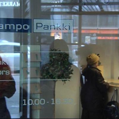 Kunder i Sampo bank